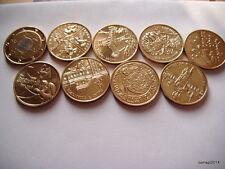 Poland 2 ZL Complete Set 9 Coins 2000 NG (Billig) E