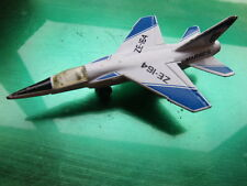 MATCHBOX SB4 MIRAGE F1 JET FIGHTER - WHITE -APPROX.1:64 DIECAST