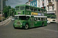 Bristol Omnibus C7177 BHU 977C 6x4 Quality Bus Photo