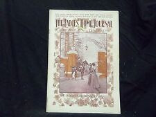 1898 OCTOBER LADIES' HOME JOURNAL MAGAZINE - GREAT ILLUSTRATIONS & ADS - ST 1583
