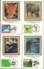 (48969) CLEARANCE GB Benham Postcard FDCs Green Issue 1992