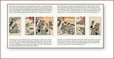 HOL9605 Heroes comic novels for children and adults sheet