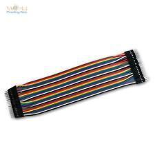 Flexible Unión para Tabla de inserción de laboratorio,40er Set,Enchufe Conector,