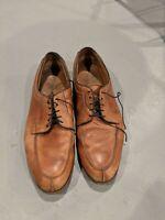 Allen Edmonds Stockbridge Brown Shoe Mens Sz 13 Width Size Split Toe