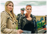 Elisabeth Brück - original signiertes Foto - Tatort -  - hand signed