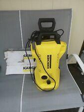 Karcher K2 Full Control  motor. Fully working need hose. Gun. Lances