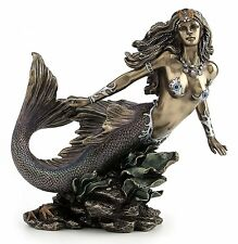 Yemaya Goddess of The Ocean Statue Sculpture *UNIQUE FATHERS DAY GIFT