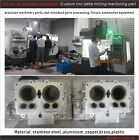 customized cnc turning milling machining services