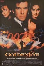 JAMES BOND - A3 Poster (42 x 28 cm)- Film Goldeneye Pierce Brosnan Clippings NEU