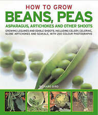 How to Grow Beans, Peas, Asparagus, Artichokes and Other Shoots: Growing Legumes