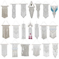 Large Boho Macrame Handmade Hanging Tapestry Room Wedding Party Art Wall Decor