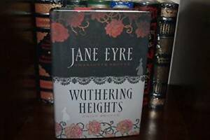 Jane Eyre & Wuthering Heights - Hardcover - GOOD