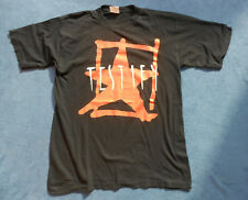 TESTIFY T-Shirt Größe XL EBM INDUSTRIAL Rock Skinny Puppy Frontline Assembly FLA