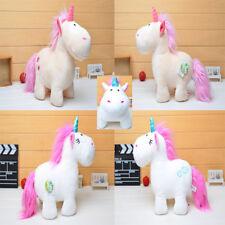 New 14'' Fluffy Doll Theodore Animal Unicorn Plush Doll Pillow Boys Grils Gift