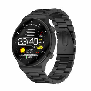 Men Women Waterproof Heart Rate Monitor Blood Pressure Sport Runing Smart Watch