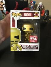 Funko Pop Marvel Collect Corps Gold Iron Man Tales Of Suspense #40