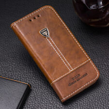 Luxury Premium Pu Leather Flip Case Wallet Slots Back Cover For Bluboo Mobles