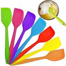 Silicone Spatula Spoon Kitchen Utensil Cake Mixer Cooking Baking Mixer Scraper