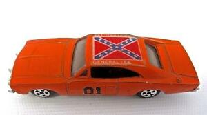 ERTL 1981 The Dukes of Hazzard General Lee 1/64 diecast 1969 Dodge Charger NoRes