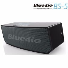 Bluedio BS-5 Bluetooth Stereo 3D Sound Effect Wireless Mini Speakers, Subwoofer