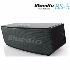 Bluedio Bs-5 Bluetooth Portable Home Speakers Wireless Stereo Subwoofer 3d