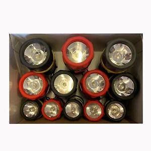 MERCURY KRYPTON Rubber Torches-12 Pack Contents:5X LTRB09,4XLTRB10,3X LTRB11