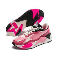 PUMA RS X3 SUPER 37157006 Shoes Sneakers Rose White RSX3 ORIGINAL RSX