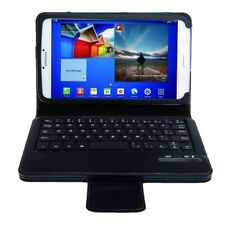 Bluetooth Keyboard Leather Stand Case for Samsung Galaxy Tab S 8.4 T700 T705