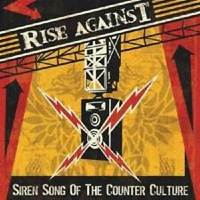 """RISE AGAINST """"SIREN SONG OF THE COUNTER CULTURE"""" CD NEU"""