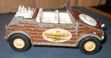 VINTAGE TOOTSIETOY METAL DIECAST KUBEL WAGON DIECAST CAR USA