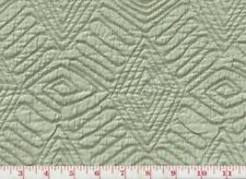 Gorgeous Matelasse Upholstery Fabric by Beacon Hill Bacharach CL Glacier