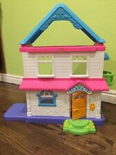 Fisher-Price My First Dollhouse Cute! EUC Pickup SLC Utah