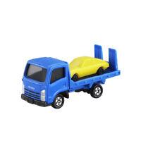 Takara Tomy Tomica 60 Isuzu ELF Vehicle Transporter Diecast Model