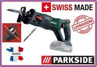PARKSIDE® Scie sabre sans fil PSSA 20-Li A1, X-TEAM 20 V
