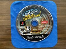 Test Drive Eve of Destruction - Playstation 2 PS2 - [Game Disc w/ Generic Case]