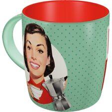 Nostalgic-Art 43031 Say It 50's Espresso Yourself Tasse