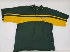 SA Rugby South Africa Polo Short Sleeve Shirt Size L