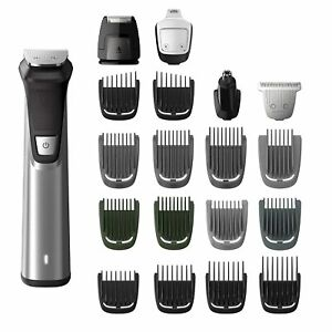Philips Norelco Multigroom Series 7000 23 Piece Mens Grooming Kit, Trimmer for B