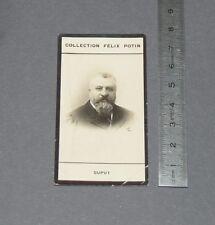 PHOTO IMAGE FELIX POTIN 1er ALBUM 1902 POLITIQUE FRANCE CHARLES DUPUY