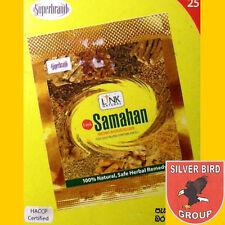 2 - 200 Sachets SAMAHAN Ayurvedic Herbal Remedy Ceylon Tea against cold and flue