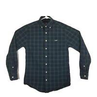 Vineyard Vines Performance Mens XS Plaid Classic Fit Tucker Shirt Button Down