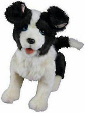 Hasbro Furreal Friends, Fur Real Friends Cleverer Hund Schwarz 74567648 Collie