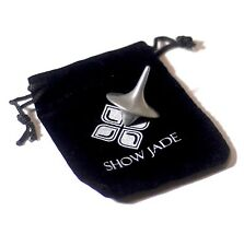 ShowJade TM Spinning Top with velvet bag