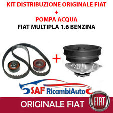 KIT DISTRIBUZIONE ORIGINALE FIAT +POMPA ACQUA FIAT MULTIPLA 1.6 16V BIPOWER