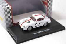 1:43 High Speed Porsche 356 A Carrera Rallye #32 NEW bei PREMIUM-MODELCARS