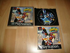 CRASH BANDICOOT 3 WARPED DE UNIVERSAL INTERACTIVE PARA SONY PS1 USADO COMPLETO