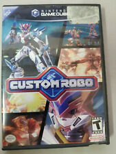 Custom Robo GameCube Nintendo NGC CIB -Authentic- Tested Complete