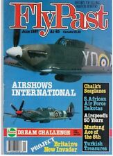 June Flypast Aircraft Monthly Transportation Magazines
