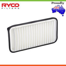New * Ryco * Air Filter For TOYOTA COROLLA ZZE123R 1.8L 4Cyl Petrol