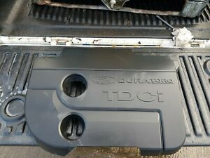 151515   FORD FIESTA MK7 1.6 TDCI ENGINE COVER FITS